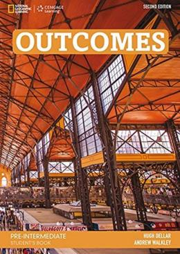 Outcomes Pre-intermediate Student´s Book With Class Dvd And Access Code - 2nd Ed
