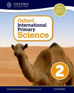 Oxford International Primary Science 2 - Student´s Book / Work Book