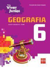 Para Viver Juntos - Geografia - 6º Ano