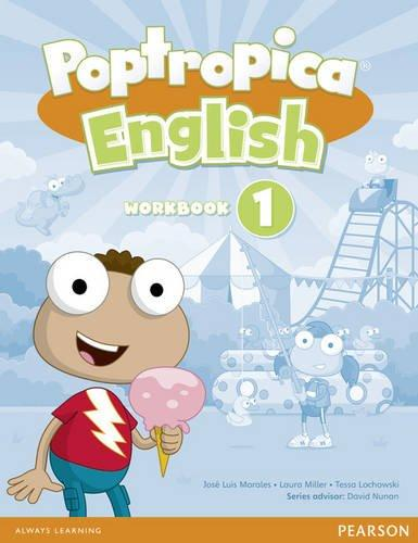 Poptropica English 1 WB