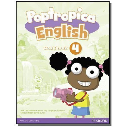 Poptropica English 4 Wb