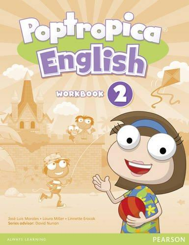 Poptropica English American Edition 2 Workbook and Audio CD Pack