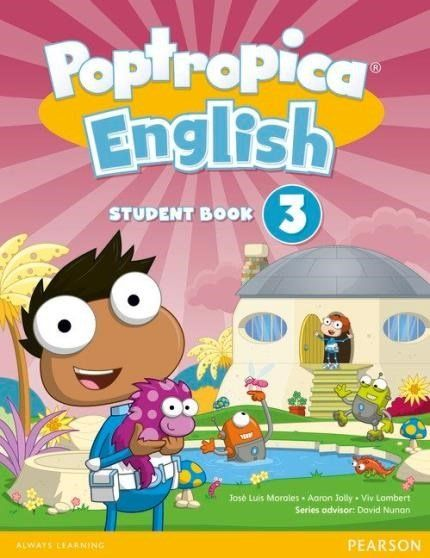 Poptropica English American Edition 3 Student Book