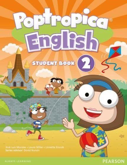 Poptropica English - Student Book - Edition 2