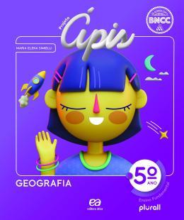 Projeto Apis - Geografia - 5º Ano - 4ª Ed