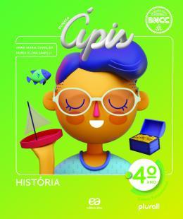 Projeto Apis - História - 4º Ano - 4ª Ed