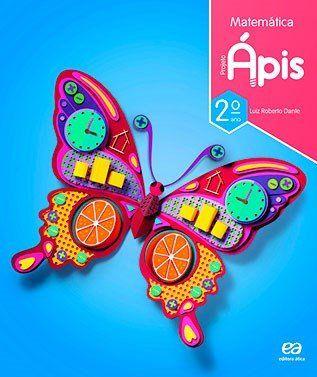 Projeto Ápis - Matemática - 2º Ano - 3ª Ed. 2018