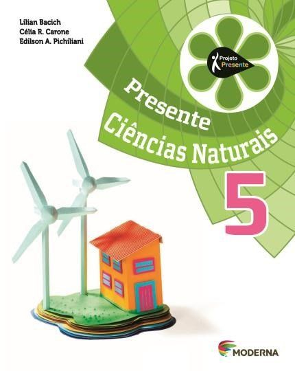 Projeto Presente - Ciências Naturais - 5º Ano - 4ª Edição
