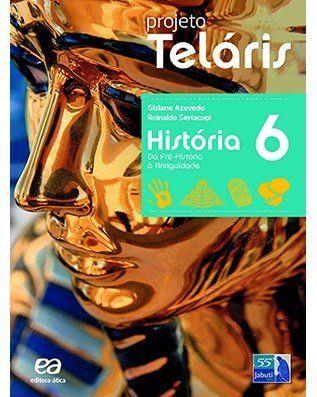 Projeto Teláris História - 6º Ano - 2ª Ed. 2015
