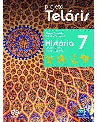 Projeto Teláris História - 7º Ano - 2ª Ed. 2015