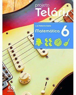Projeto Teláris Matemática - 6º Ano - 2ª Ed. 2015