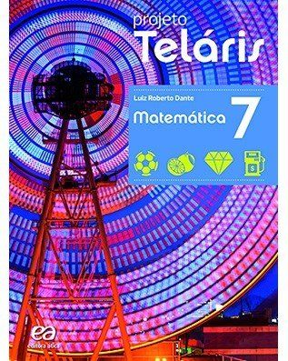 Projeto Teláris Matemática - 7º Ano - 2ª Ed. 2015