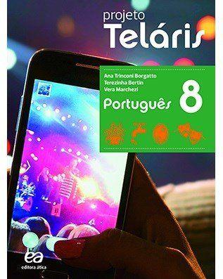 Projeto Teláris Português - 8º Ano - 2ª Ed. 2015