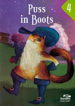 Puss In Boots - Level 4