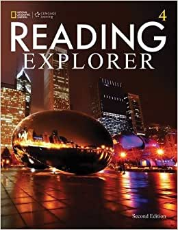 Reading Explorer 4 - 2nd: Student Book (Inglês)