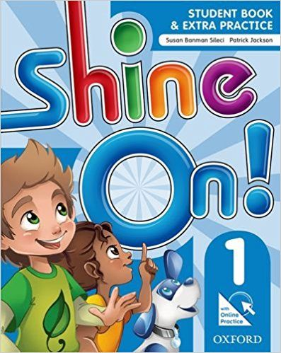 Shine On! 1 - Student Book Pack (+ Online Practice)