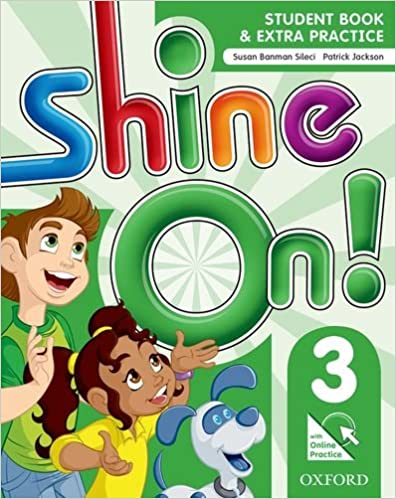 Shine On. 3 - Student Book With Online Practice Pack