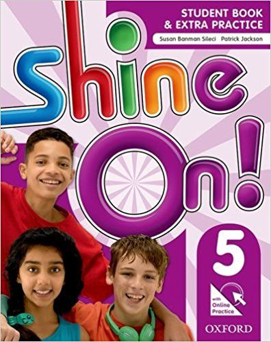 Shine On! 5 - Student Book Pack (+ Online Practice)