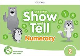 Show And Tell 2 Nemeracy Book - 2nd Ed.