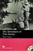 The Adventures Of Tom Sawyer With Cd (1) Beginner
