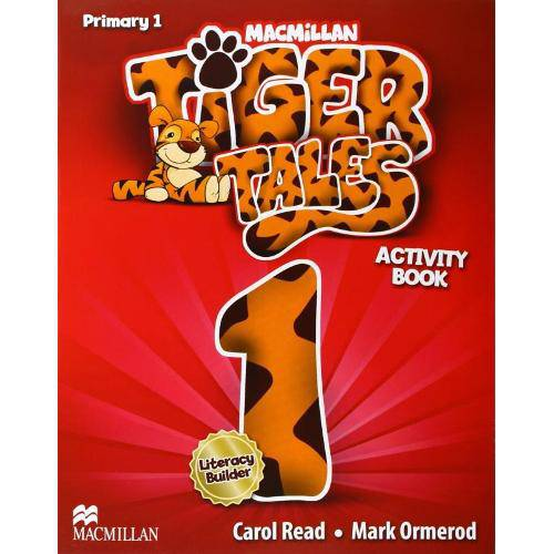 Tiger Tales 1 activity book