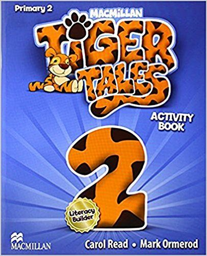 Tiger Tales activity book 2