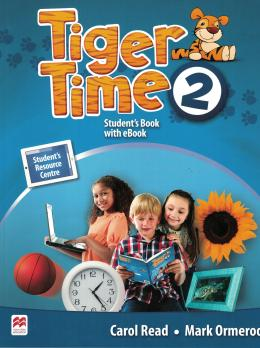 Tiger Time 2 Student´s Book With Ebook Pack