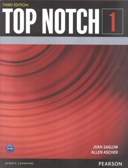 TOP NOTCH 1 SB - 3RD ED