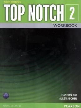TOP NOTCH 2 WB - 3RD ED