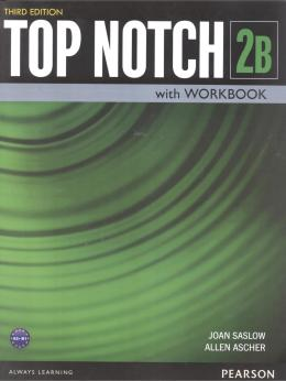 TOP NOTCH 2B SB WITH WB - 3RD ED