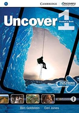 Uncover 1 Student´s Book With Online Workbook And Online Practice - 1st Ed