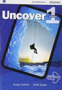 Uncover 1 - Workbook With Online Practice