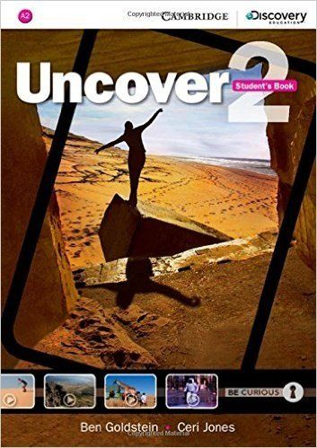 Uncover 2 - Student's Book