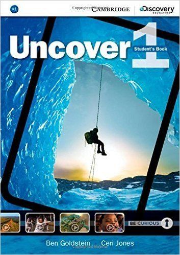 Uncover  Level 1 Student´s Book
