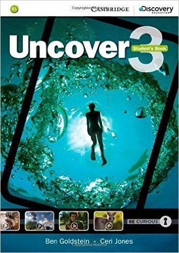 Uncover - Level 3 - Student's Book
