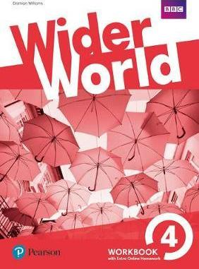 Wider World 4 Workbook