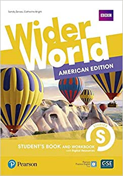 Wider World Starter: American Edition - Student's Book and Workbook With Digital Resources + Online