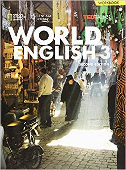 World English 3 WB