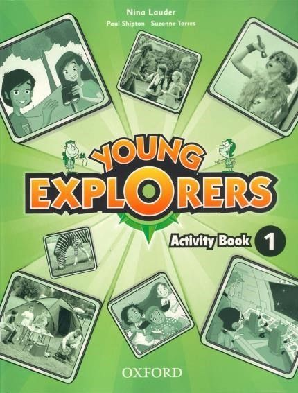 Young Explorers - Level 1 - Activity Book