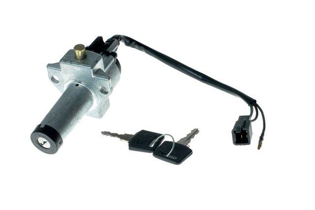 CHAVE DE IGNIÇÃO (METAL) HONDA XL 250 R - XLX 250 R