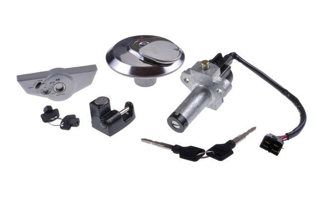 KIT CHAVE CONJUNTO (METAL) HONDA CG 150 TITAN KS/ES/ESD/EX