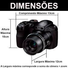 Bolsa à Prova D'água para Câmera Semi-profissional