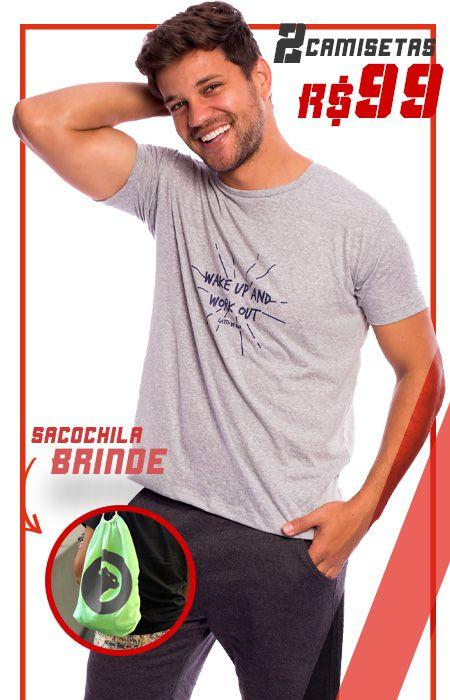 02 Camisetas Basic To Move