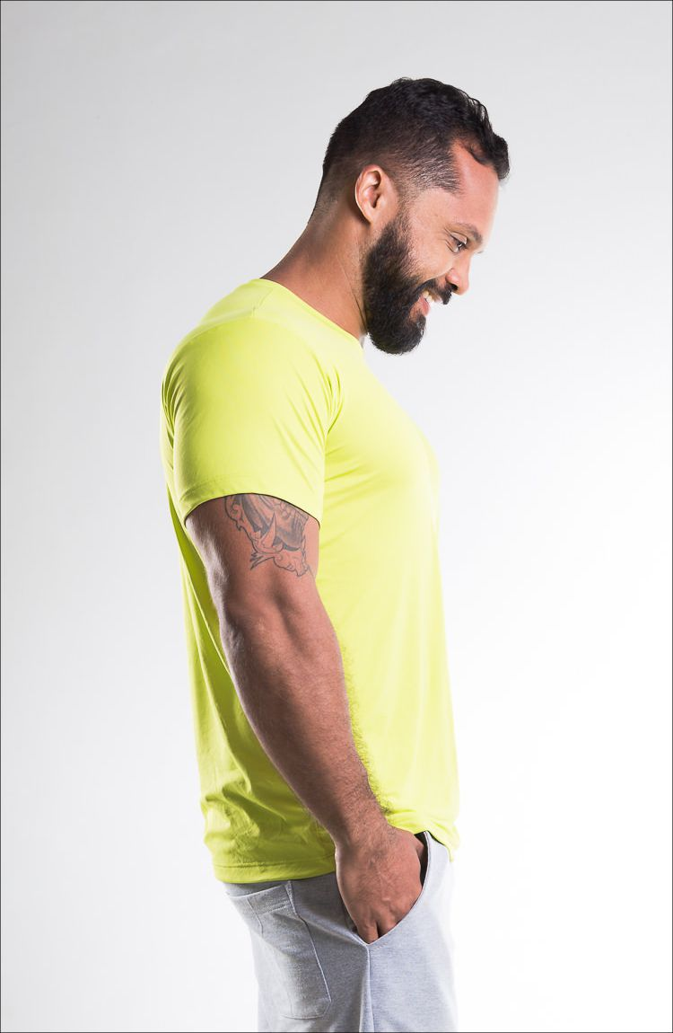 04 Camisetas Masculinas Dry Fit - Use o Cupom GATTOVERAO