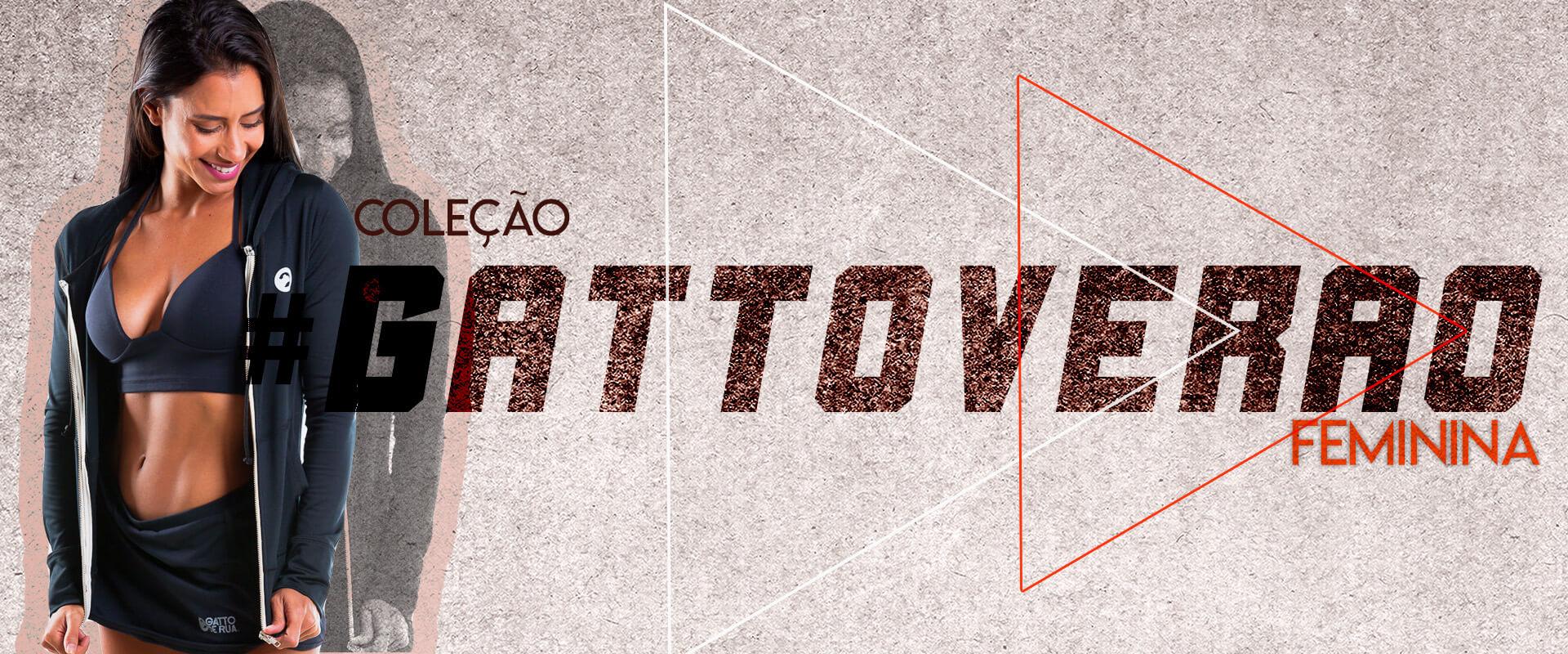 Coleção Feminina Gatto de Rua