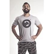 Camiseta Manga Curta Malha Rustic