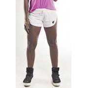 Short  academia feminino branco