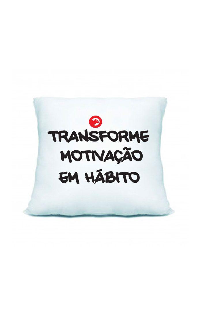 Almofada personalizada - Transforme
