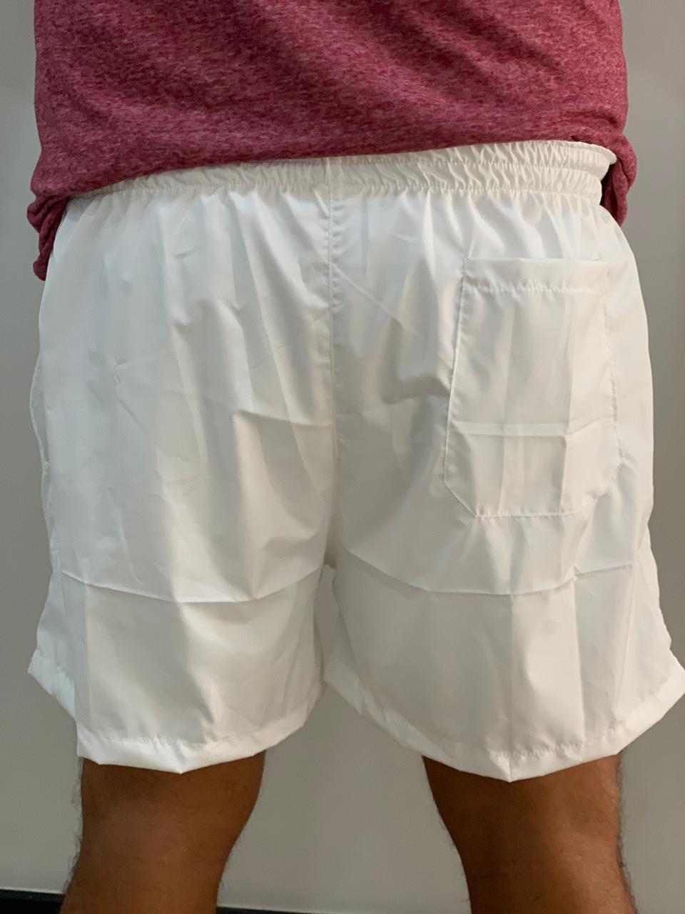 Shorts com bermuda de Compressão Masculina
