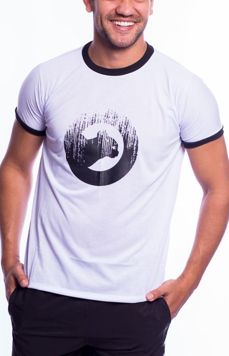Camiseta Dry Fit Basic Gatto Masculina